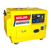 Diesel silent generators from China (mainland)