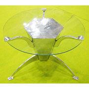 Aluminium table from India
