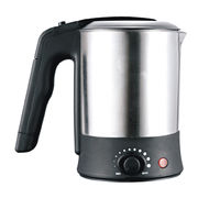 Stainless steel travel kettle from China (mainland)