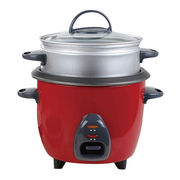 Electrical appliance red color drum rice cooker from China (mainland)