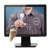 15 Inch LED Monitor Resistive Touch Screen Display from China (mainland)