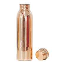 India Traveller's Pure Copper Water Bottle