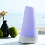 China Ultrasonic aroma diffuser, compact design, soothing LED light, hot selling