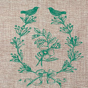 Embroidery Decorative Canvas Printings from China (mainland)