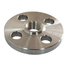 Threaded (screwed) flanges from China (mainland)