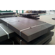 Grade SS400 Alloy chequered steel plate from China (mainland)