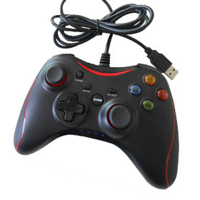 Wired gamepad for PC / PS3 / Xinput from Fortune Power Electronic Technology Co Ltd