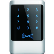 China Touch access control system