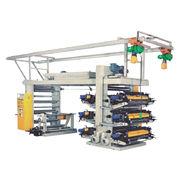 Flexo-printed Machine from China (mainland)