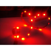 5050 red flexible LED strip light from China (mainland)