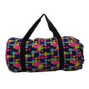 Sports duffel bags from SHANGHAI PROMO COMPANY LIMITED
