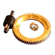 Micro Worm Gear and Shaft from Hong Kong SAR