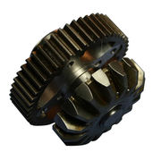 Steel double spur gear from Hong Kong SAR
