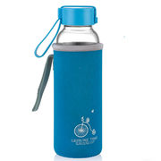 Glass water bottles from China (mainland)