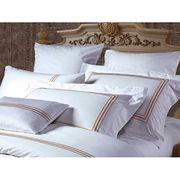 Hot-sale stripe four seasons hotel bedding sets