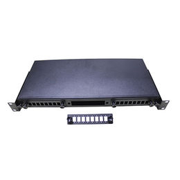 1U 24 Port 48 Port Fiber Optical Patch Panel from China (mainland)