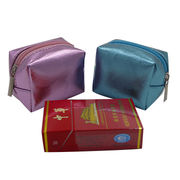 PVC cosmetic bags from SHANGHAI PROMO COMPANY LIMITED