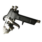 Liquid image professional dual heads spray gun from China (mainland)