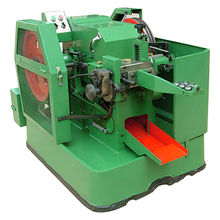 Automatic High Speed 1-die/2-blow Cold Heading Nail and Drywall Screw Making Machine