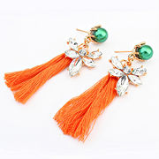 Hong Kong SAR Top design tassel drop earrings