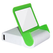 China With Mobile Phone Holder High-capacity Dual USB