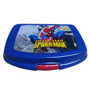 Plastic lunch food container from China (mainland)