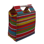 Cooler bags,with ABS tube handles,any color,size and material are available from SHANGHAI PROMO COMPANY LIMITED