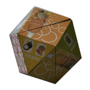 Folding cube from China (mainland)