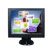 China 12-inch Capacitive Touch screen LCD Monitors