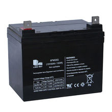 12V33AH deep cycle battery from China (mainland)