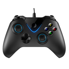 Wired Controller for Android, PSX3, XINPUT, PC from Fortune Power Electronic Technology Co Ltd