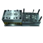 Customized 2 cavity injection plastic mold from China (mainland)
