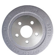 Brake Drums for Ford Truck from China (mainland)