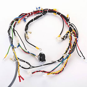 China Wiring Harnesses, Used in Home Appliances and Communication Products, OEM/ODM Orders are Accepted