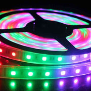 Hot RGB LED strip light, 60pcs/meter, colorful, 4.8W/meter, CE, RoHS