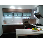 Modern design .glossy lacquer kitchen cabinet from China (mainland)
