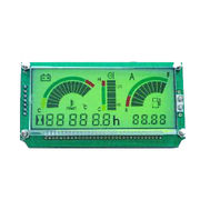 China Alphanumeric LCD Module for Counter Meter Application
