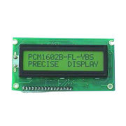 China Precise 122x32 Graphics LCD Module Display with 54.8 x 18.3mm Viewing Area