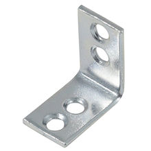 Zinc plated Corner Braces L-BRACKET from China (mainland)