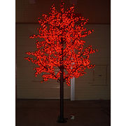 3M High LED Outdoor Festival Decorative Blossom Tr from China (mainland)