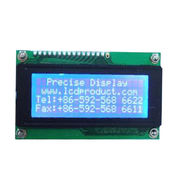 LCD STN yellow 128 characters x 64 lines graphics LCD module