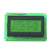 128 characters x 64 lines graphics LCD module