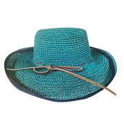 Abaca hat from Philippines
