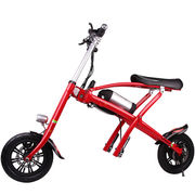 Smart Folding Electric Bicycle from China (mainland)