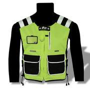 Hi-vis Motorcycle Cycling Vest from China (mainland)