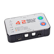 Digital audio optical selector switch from Taiwan