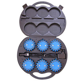 LED Car Rechargeable Warning Light Set from China (mainland)