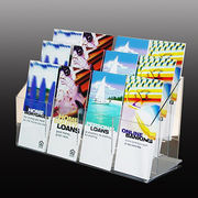 Pop acrylic brochure display stand from China (mainland)