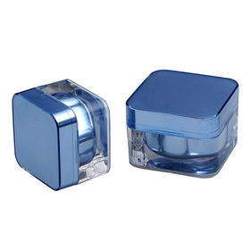 Acrylic Cream Jar from China (mainland)
