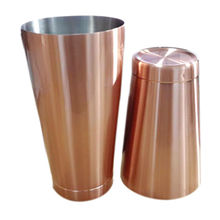 India Copper Plated Bar Shaker